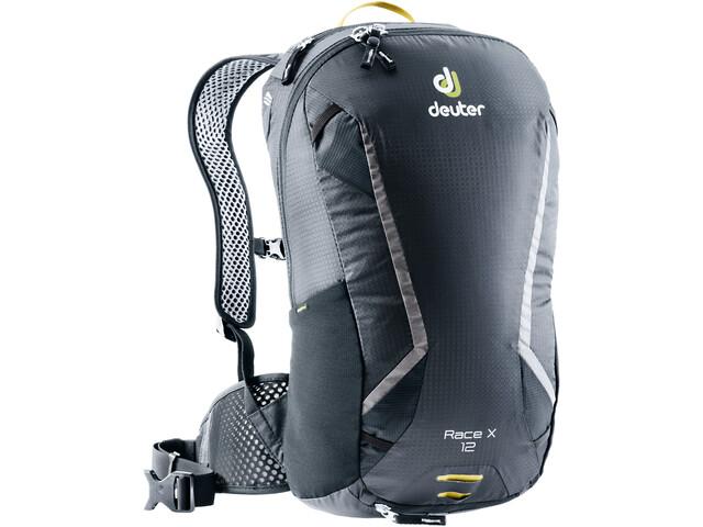 Deuter Race X Backpack 12 litres, black